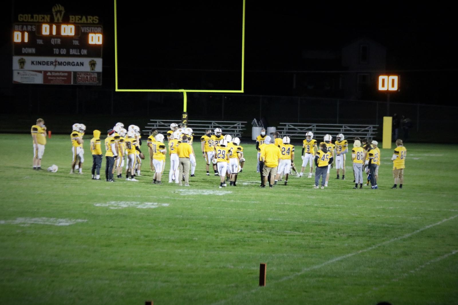 Waynedale Varsity Football vs. Norwayne 9/18/20