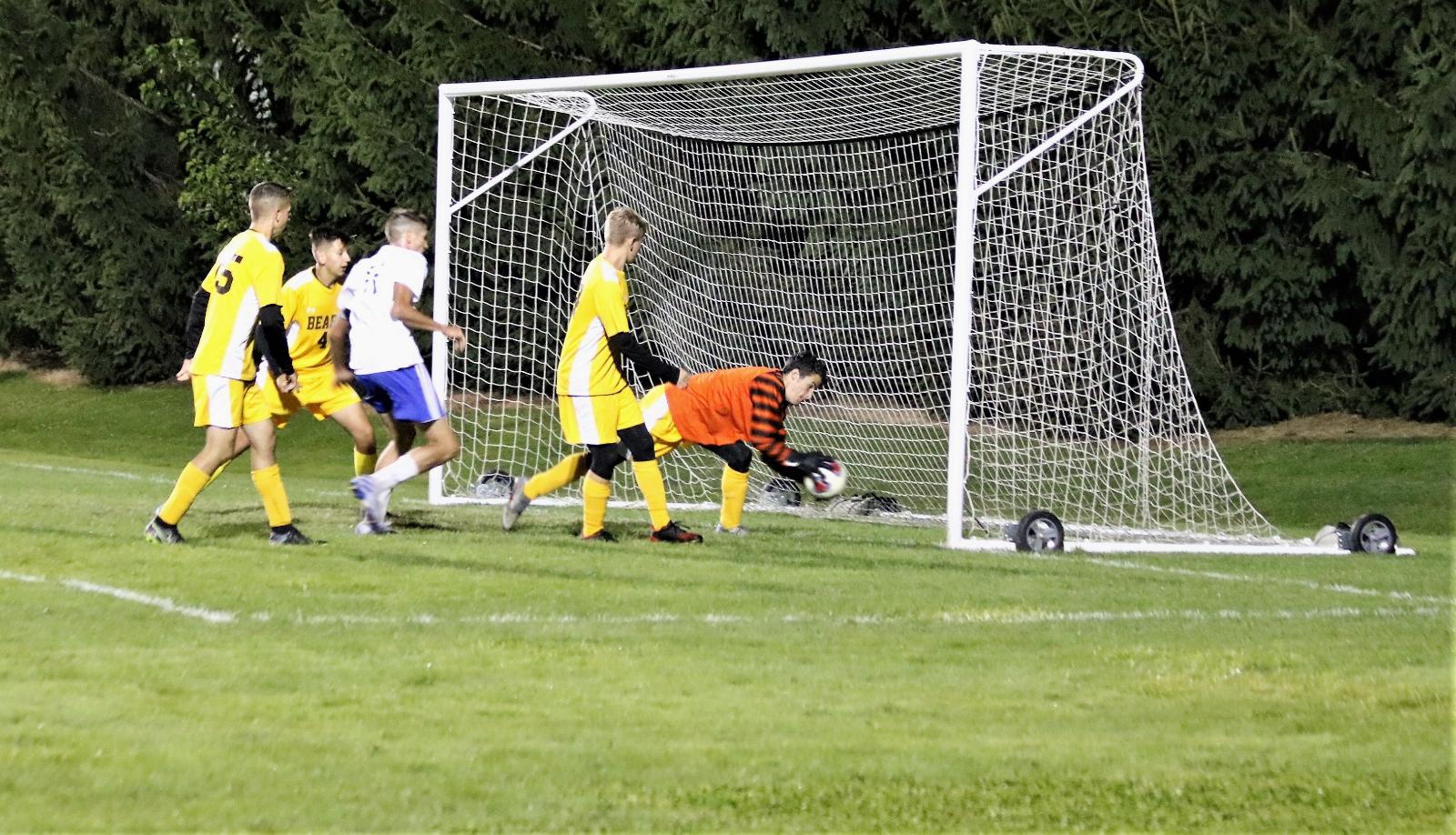 Waynedale Boys Soccer vs. Northwestern (Sr. Night) 9/12/20