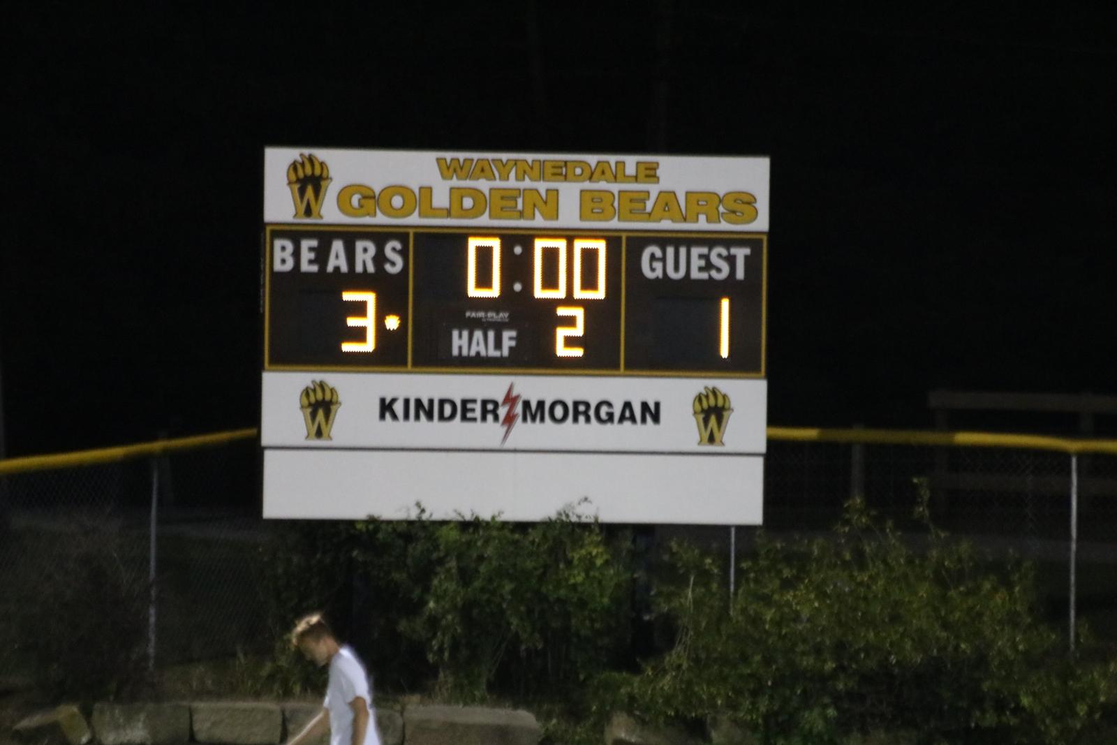 Waynedale Boys Soccer vs. Northwestern (Senior Night) 9/19/20