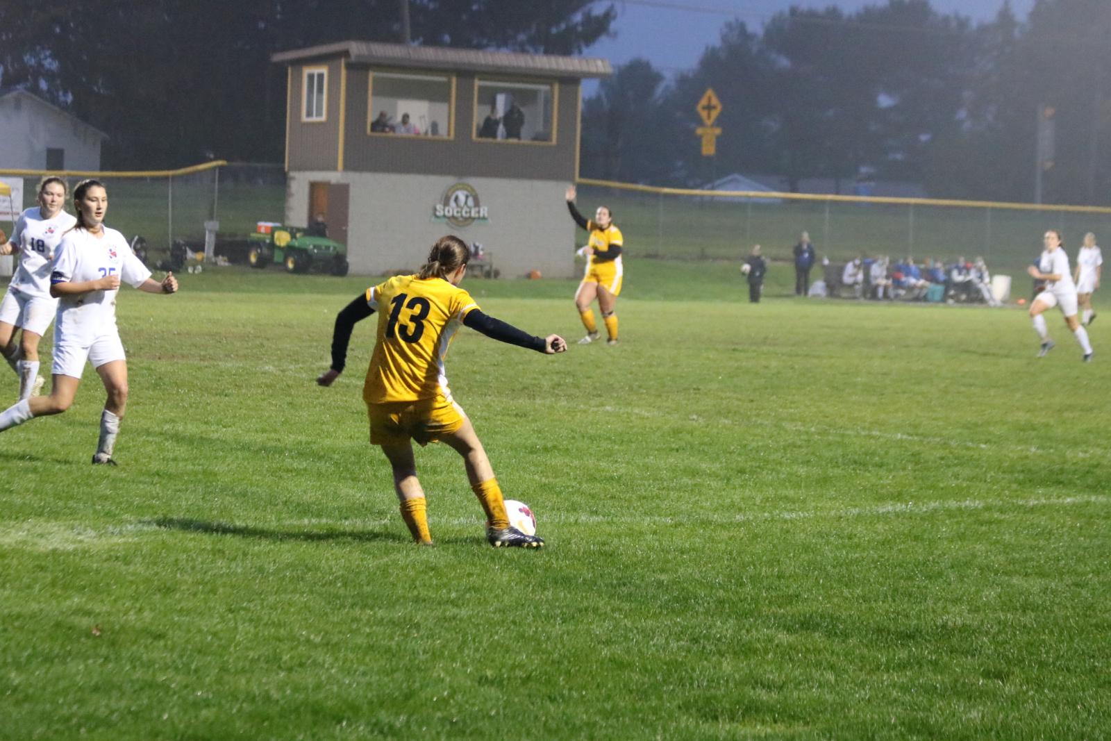 Waynedale Girls Soccer vs. Tuslaw 10/19/20 (OHSAA DIII Sectional Semi-Final)