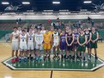 Waynedale Senior Boys Basketball Players Participate in the Berkey All Star Classic
