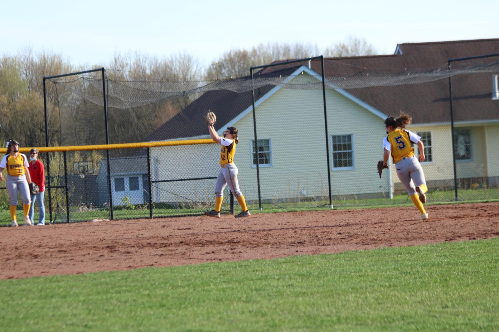 Waynedale Varsity Softball vs. Rittman 4/13/21