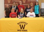 Sara Ice Signs With Malone University to Play Volleyball