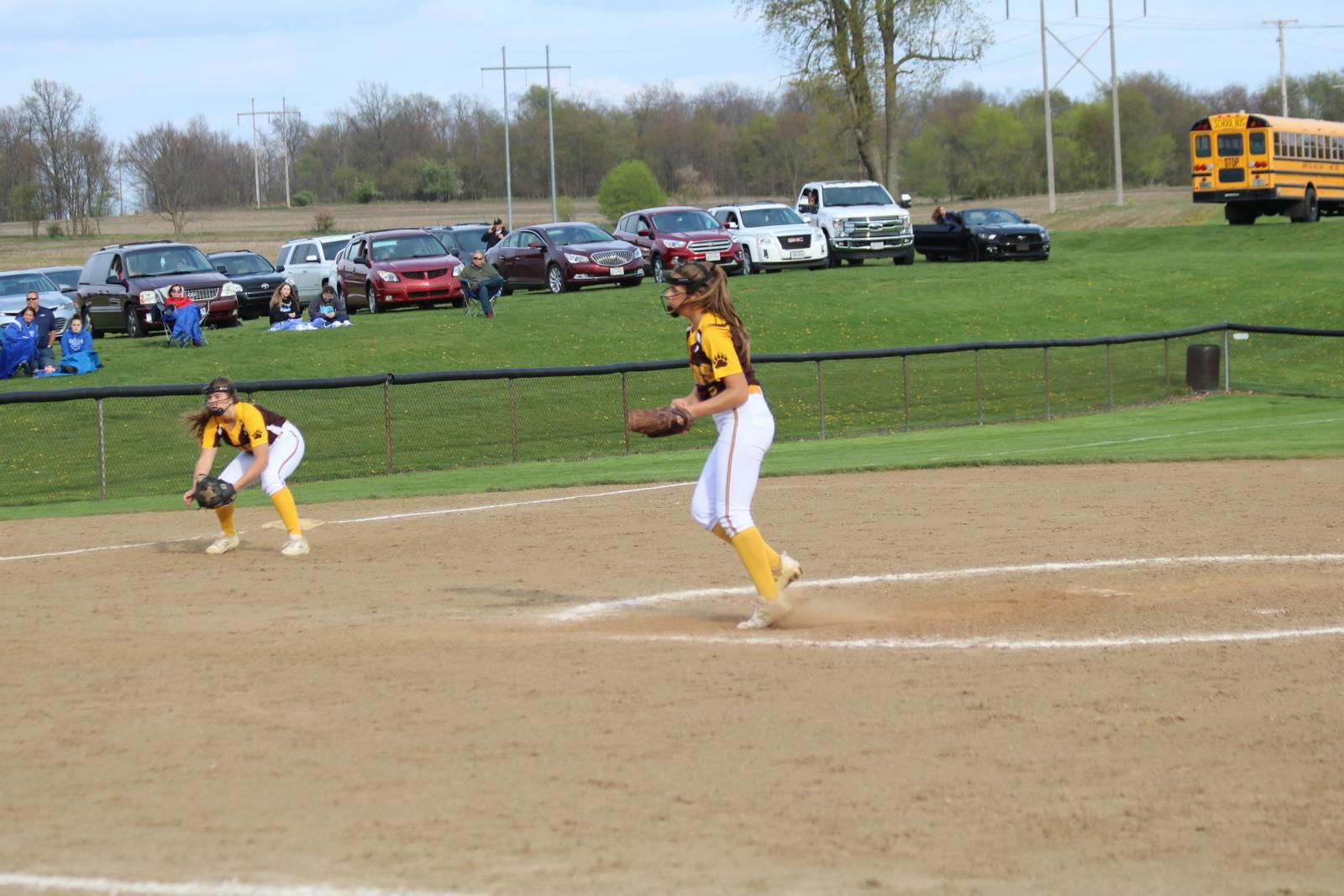 Waynedale Varsity Softball vs. Chippewa 4/19/21