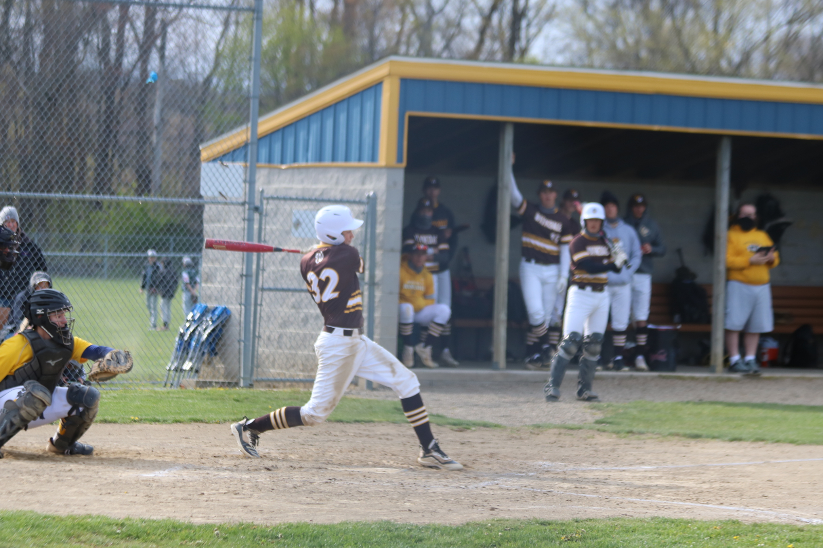 Waynedale Varsity Baseball vs. Hillsdale 4/20/21