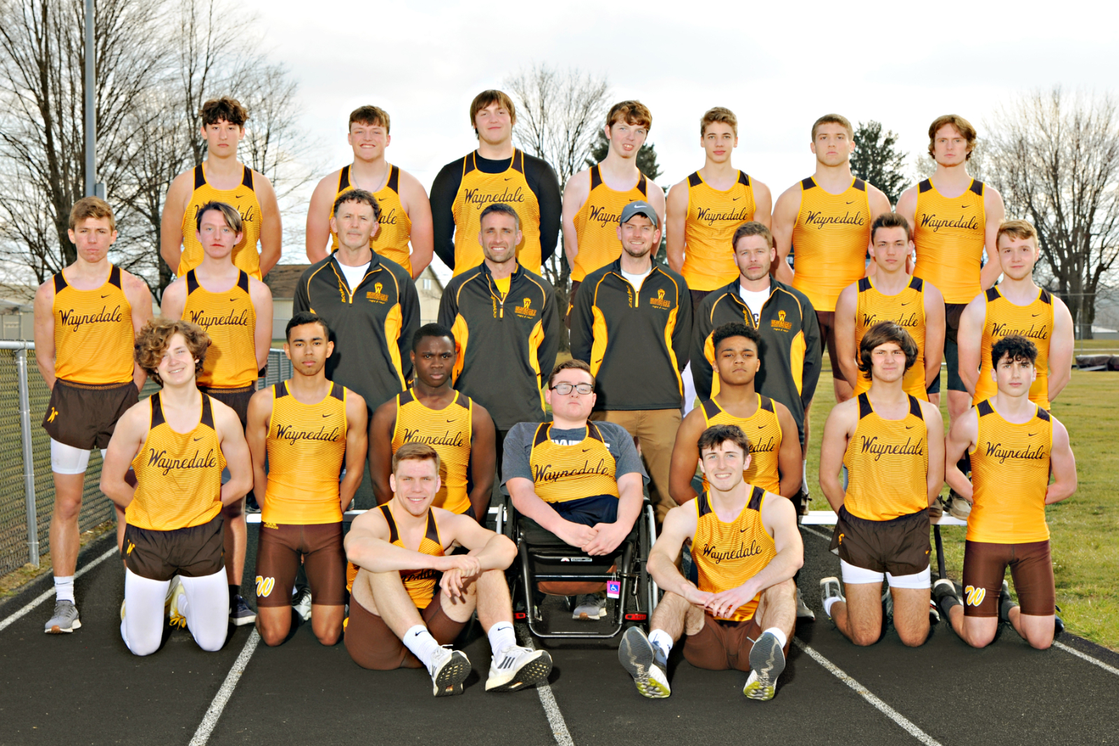 Waynedale Boys Track and Field Places 3rd in Bob Valentine Invitational