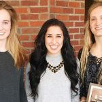 Basketball—Lady Wildcats honored individually by District 9AAA coaches