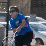 Tennis–Wildcats continue to dominate 9AAA opposition.  Defeats Station Camp 6-3