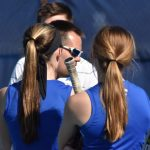Tennis Girls—lose squeaker to Hendersonville 5-2.  Play at Beech today  April 25
