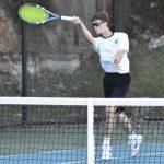 Tennis—Wildcats defeat Portland 7-0.  To play Beech Tuesday