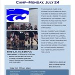 Lil' wildcats All Skills Day Camp ad