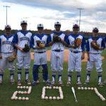 Wilson Central baseball team