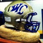 Wilson Central helmet