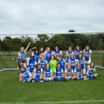 Girl's soccer team