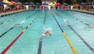 swimming meet