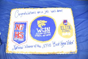 WCSN–SPORTS INFORMATION–Students behind the scenes–Thanks for all you do!!!!!