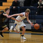 Winter–Freshman Basketball–Wildcats Get Big Win Over Hendersonville In Final Minutes 42-41