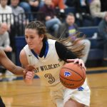 Winter–Girls Basketball–Lady Cats Fall to Lady Bears at Home 51-44.  Opens District Tourney Thursday 2/14 at Gallatin