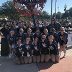 Winter—Competition Cheer Squad compete in UCA High School Nationals