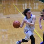 Winter–Girls Basketball–Lady Cats End Season with Loss to Devilettes in Region Seminfinal 64-49.