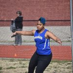 Spring– Track and Field– Zoe Vlk Nominee for Track and Field Athlete of the Year