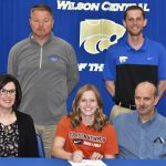 Spring–Track/Field–Morgan Bailey Signs Letter of Intent with Carson Newman University