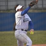Spring–Softball–Lady Cats defeats Gallatin Behind Link's No-Hitter
