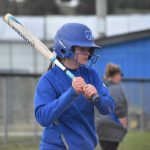 Spring–Softball–Lady Wildcats Victory Over Mother McAuley 13-1