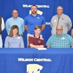 Golf–Wildcat Senior Andrew Lena Signs Papers to Attend Cumberland University-Lebanon