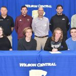 Soccer–Spring–Lucas Anderson Signs with Cumberland University Soccer
