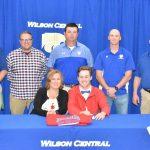 Baseball–Matthew Jenkinson signs to play Baseball at Roane State Community College  4/5/19