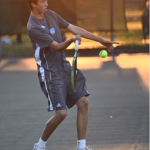Spring–TENNIS–Wildcats slip past Hendersonville 4-3 and girls suffer a 6-1 defeat.