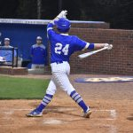 Spring–Baseball–Wildcats Complete Sweep of Blue Devils with 5-2 Win.  Travel to Chattanooga for Trojan Classic Tonight 4-18