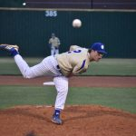 Spring–Baseball–Wildcats Blank Panthers 8-0 at Home