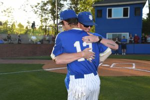 Spring–Gallery of Senior Night Celebrations  Tennis, Baseball,