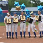 Spring–Softball–Lady Cats Dominate Portland on Senior Night 10-1. To play at home Monday in Round 1 of  District 9AAA Tournament vs. Gallatin