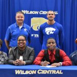 Wildcat Daniel Jackson Signs Letter of Intent to play Basketball at Maryville College