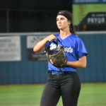 Spring–Softball–The Lady Wildcats Defeat The Lady Bison 6-2 in District Tourney Losers Bracket.