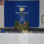Photo Gallery for Recent Athletic Senior Banquet 2019 May 23, 2019.  Photos by:  Shelby Holladay (5th grader)