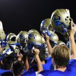 Fall–Freshman Football–Wildcats Roll over Clarksville Northwest 36-6