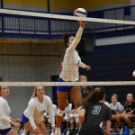 Fall–Volleyball–Lady Cats Stay Unbeaten after 3-1 Win over White House Heritage.  Play Siegel Today at 6:00.