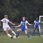 Fall– Girls Soccer–Lady Cats Drop Match to Devilettes 3-1