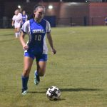 Fall–Girls Soccer–Lady Wildcats Score 3-1 win over Lady Wolverines of Lavergne