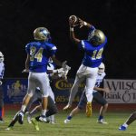 Fall–Football–Wildcats Celebrate Homecoming Blanking Antioch 54-0