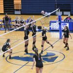Fall–Volleyball–Lady Cats Ride through Rough Weekend in Murfreesboro