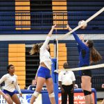 Fall–Volleyball–Lady Cats Bolster Record in Rae of Hope Tournament in