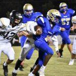 Fall–Freshman Football–Wildcats Suffer Loss to Mount Juliet 35-14