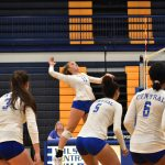 Fall–Volleyball–Lady Cats Suffer First District Loss to Lady Bears