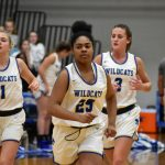 Winter–Girls Basketball– Lady Cats Claim Fourth Victory against Hendersonville 54-37