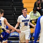 Winter-Boys Basketball-Wildcats Play Close but Fall to Father Ryan 50-47